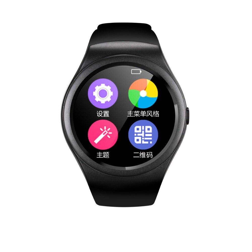 Paragon ronda completa smartwatch tarjeta sim tf tarjeta a prueba de agua gimnas