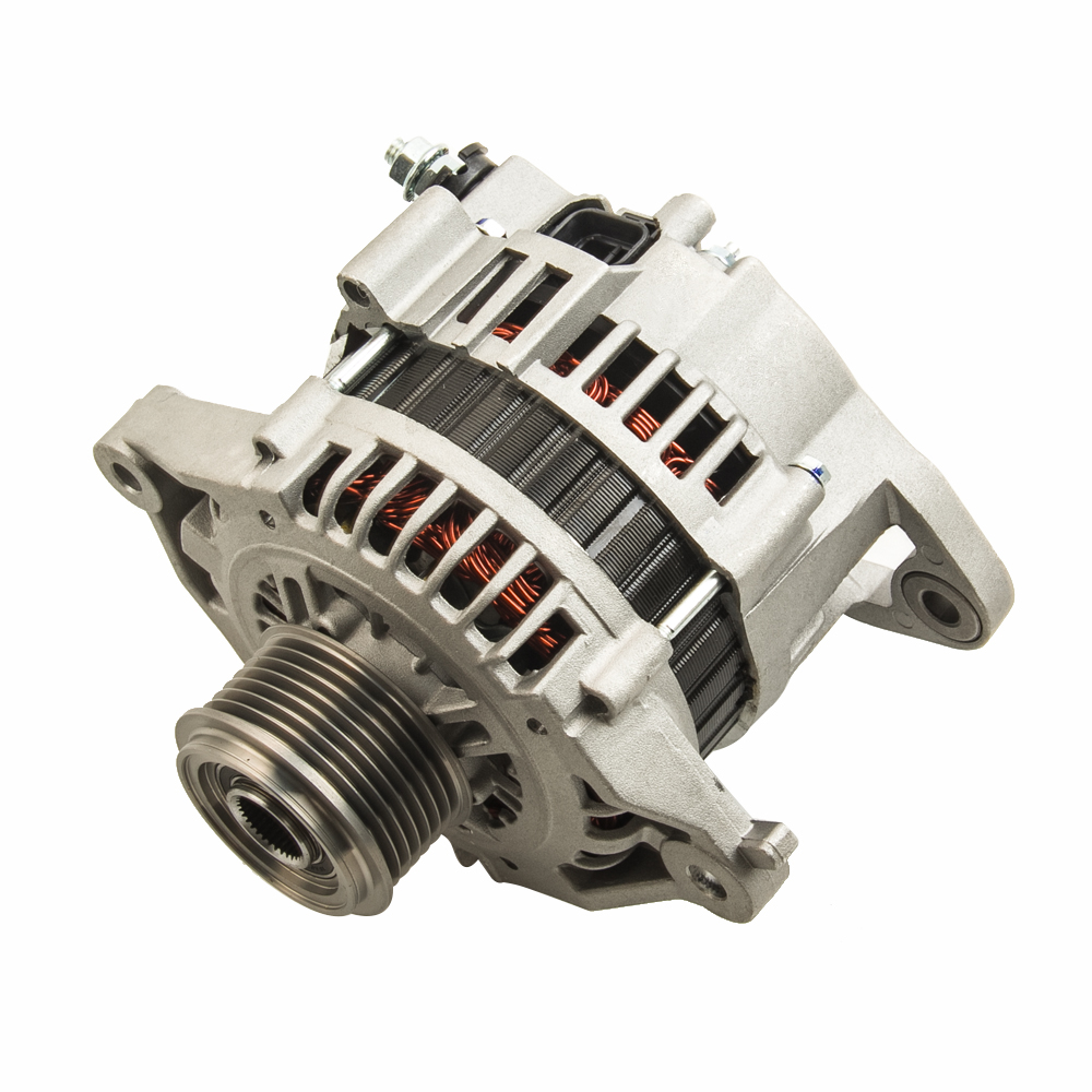 12V 100A Alternator fit For Nissan Patrol GU Y61 engine ZD30DDTi 3.0L Diesel 01-15 LR160-745 LR190-752 23100-VC100