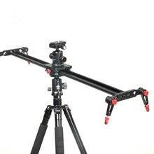 УЭСТЕДЖ Портативная Камера Видео Слайдер Долли 60 см Трек Железнодорожных Стабилизатор Звук Видеокамеры Мини Камеры Слайд Для Canon Nikon