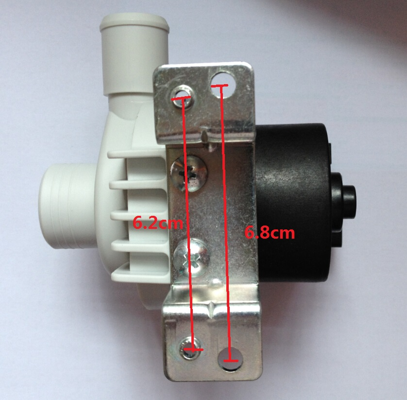 14W 110V Drain pump for washing machine parts  Brazil America Canada 220v 110v washing machine parts drain pump valve psb 1 17l min 35w