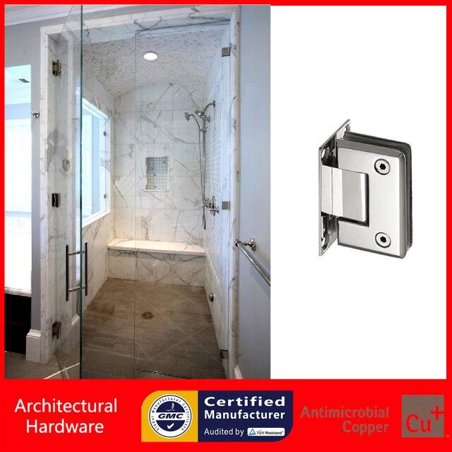 Aliexpress Buy 90 Degree Shower Door Hinge 304 Stainless Steel