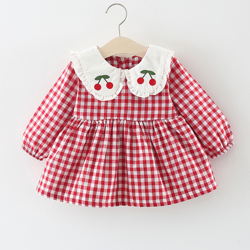 Baby Dress Thick Dress 1 Year Old Baby Girls Dress winter New Born Baby Girl Clothes full Sleeves Infant Princess Floral Dress stylish cami full floral women s bodycon dress