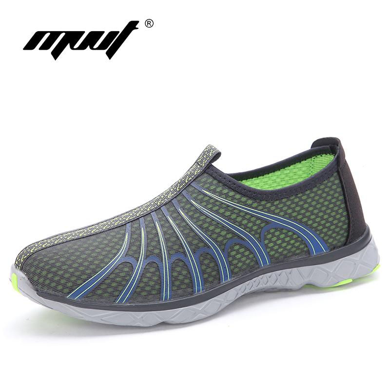 Prix pour Summer style confortable respirant hommes chaussures de course, Super Lumière mesh athletic chaussures, super cool Papillon Slop Sur hommes sneakers