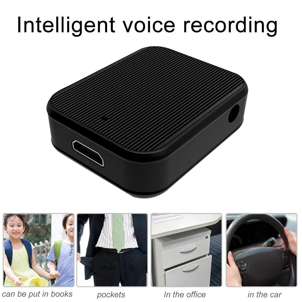 H39S Mini enregistreur vocal enregistreur vocal numérique Dictaphone 52 heures OTG enregistreur Audio lecture lecteur MP3 enregistreur sans perte MP3