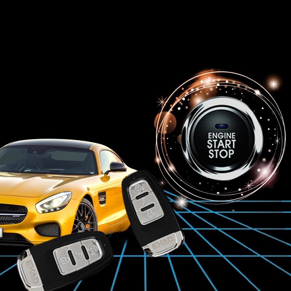 Мобильный телефон управления автомобильный PKE ключевые начать противоугонная система мобильного телефона автоматический контроль индукц