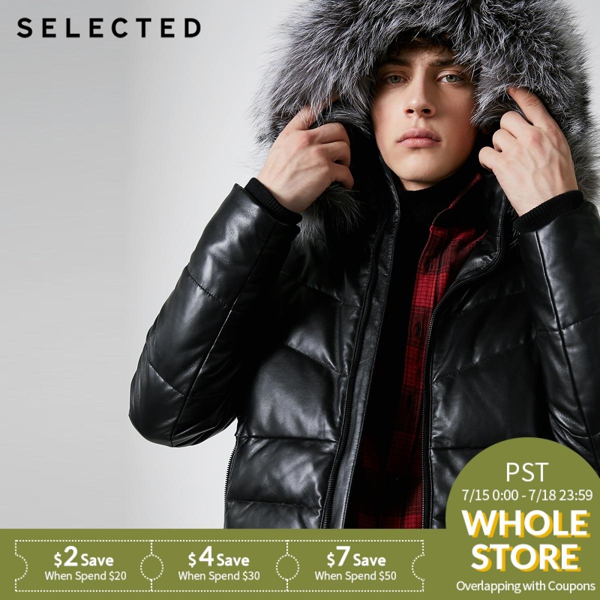 Traje corto de piel de oveja cuello de piel de zorro nuevo estilo de invierno seleccionado S | 418412568