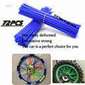 Universal Motorcycle Dirt Bike Enduro Off Road Wheel Rim Spoke Shrouds Skins Covers  for  DR DRZ RM RMX RMZ 85 125 250 400 450