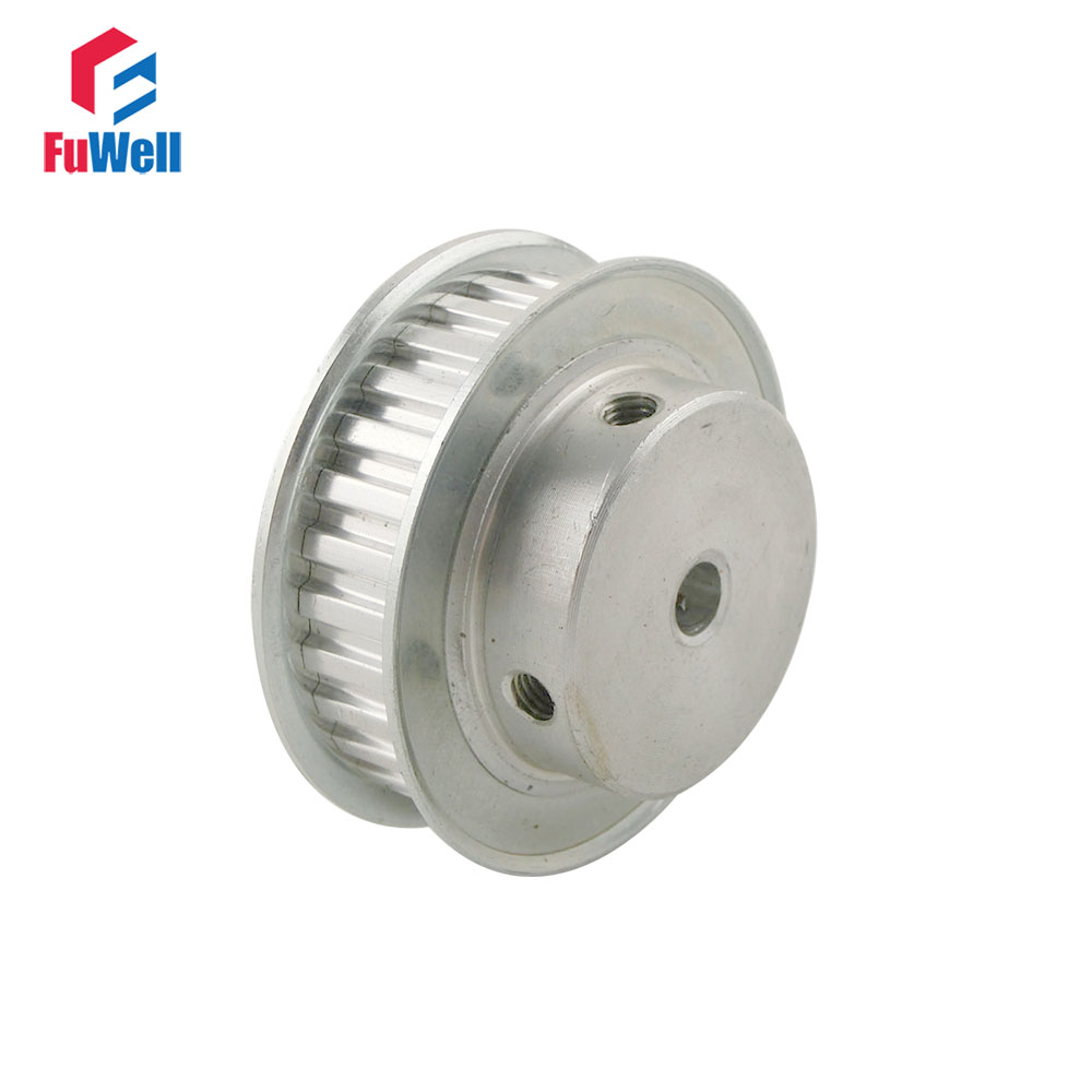 XL 30T Timing Pulley 5/6/8/10/12/12.7/14/15/16/17/20mm Inner Bore 30Teeth 11mm Width Timing Belt Pulley for Stepper Motor все цены
