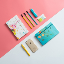 Dotted Notebook Stationery Core Business Drawing Chart Bullet Journal Bujo Notebooks Writing Pads