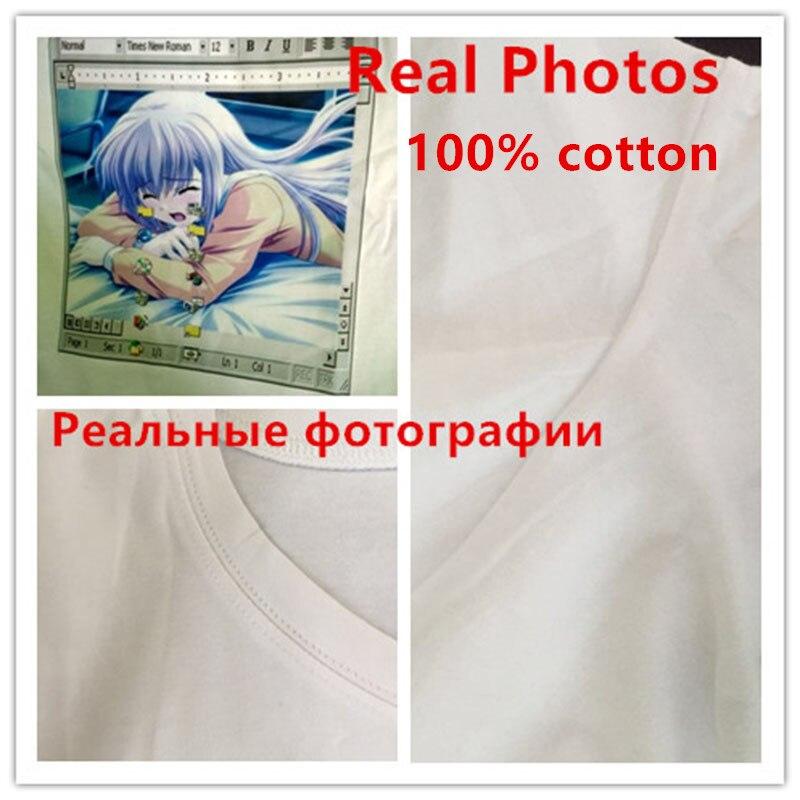 Anime Lagrimas Llorando Chicas Camiseta Kawaii Harajuku Ulzzang