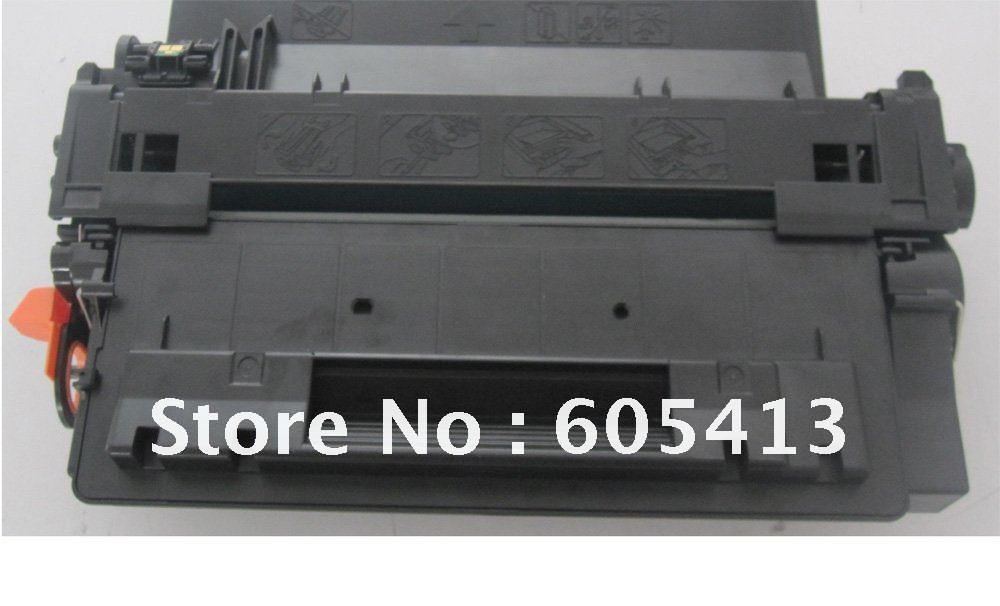 (Free Shipping) CE255A 255A 255 55A toner cartridge for HP P3010 3015
