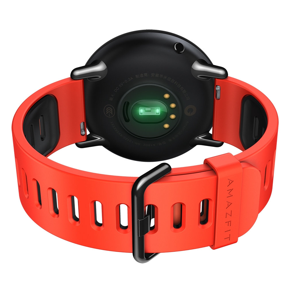 HUAMI AMAZFIT PACE SMART WATCH GPS SMARTWATCH WEARABLE DEVICES SMART WATCHES ELECTRONICS FOR XIAOMI PHONE IOS 3