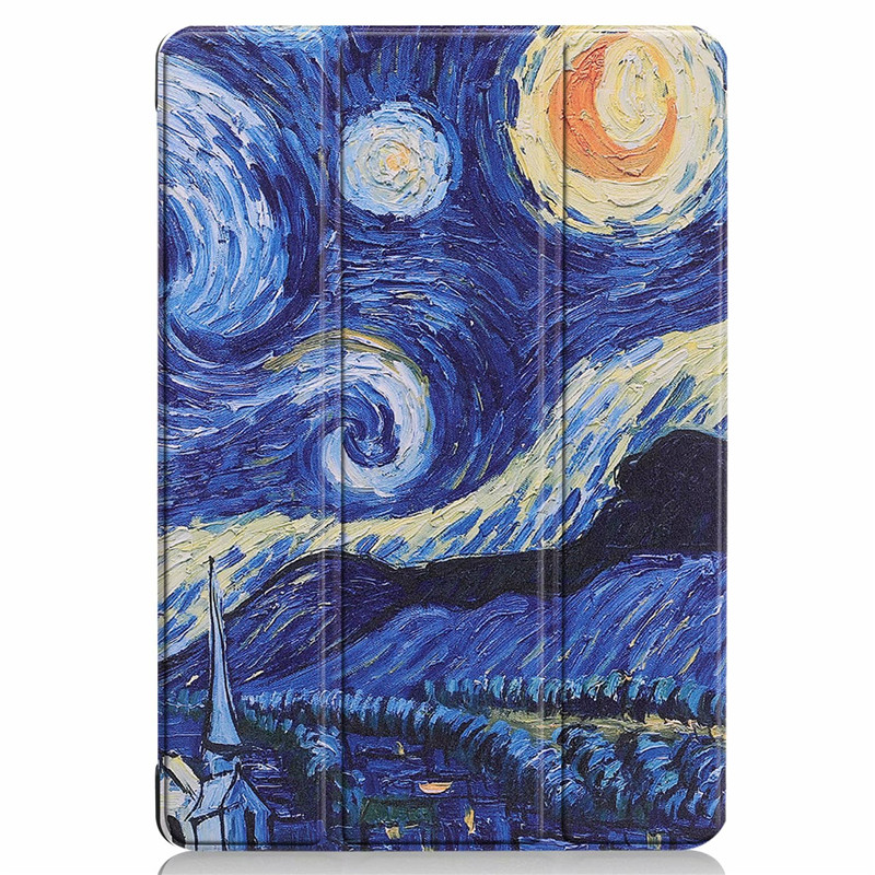 Ultra Slim PU Leather Case For Huawei MediaPad T5 AGS2-W09/L09/L03/W19 10.1″Tablet stand cover for huawei mediapad T5 10 case