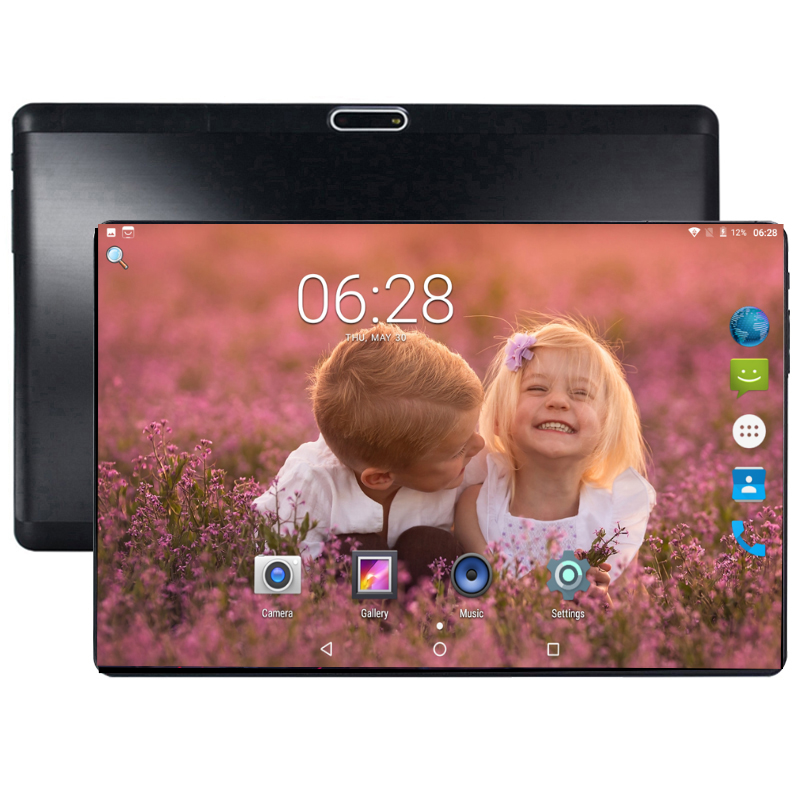 New 10 inch Tablet PC Octa Core 4GB RAM 64GB ROM Android 8.0 Bluetooth 3G 4G Call Dual SIM Card For Kids Tablet With Free GiftsNew 10 inch Tablet PC Octa Core 4GB RAM 64GB ROM Android 8.0 Bluetooth 3G 4G Call Dual SIM Card For Kids Tablet With Free Gifts