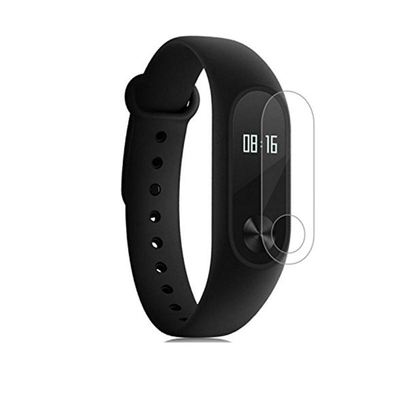 10PCS For Xiaomi Mi Band 3 Screen Protector for Xiaomi Mi Band 3 2 Smart Wristband Protective Film Miband 3 Film