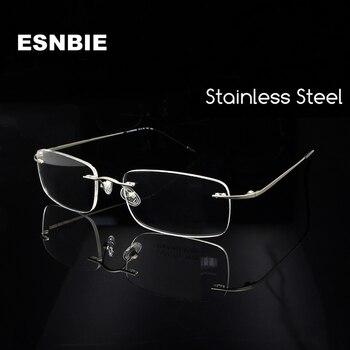 3ab5a2a75e Esnble (10 unids/lote) venta al por mayor de gafas para hombre ...