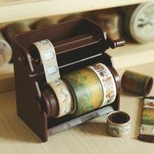 Простой распределитель цветных бумажных лент диспенсер для устройство