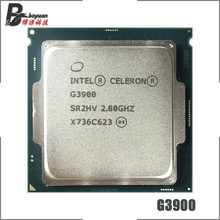 Prosesor Intel Celeron G3900 2.8 GHz Dual-Core Dual-Thread 51W Prosesor CPU LGA 1150(China)