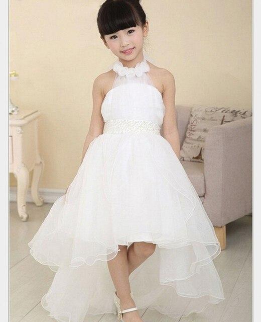 Hot Flower Dresses For Formal Party Elegant Trailing Dress 3 12 Age Designer