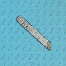 LOWER KNIFE 118 47605 FITS JUKI MO 2404N MO 2504N OD4 MO 3900 MO 3900 SUBCLASSES