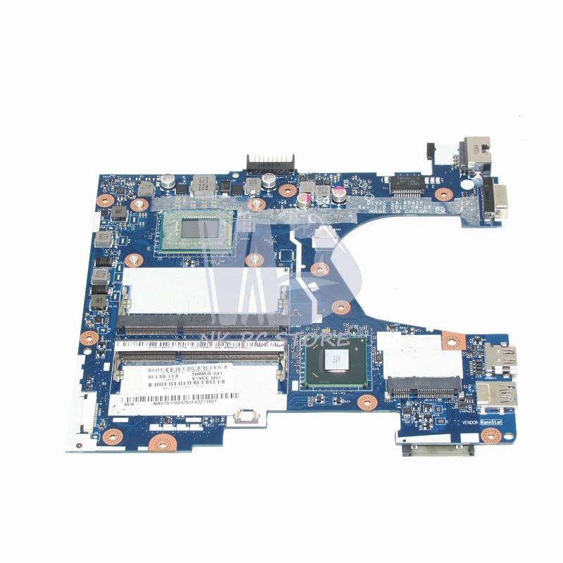 NBV7Q11004 NB.V7Q11.004 For Acer aspire V5-131 Laptop motherboard Q1VZC LA-8941P SR0N9 I3-3217U CPU DDR3 kefu q5wv8 la 8331p motherboard for acer aspire v3 551g laptop motherboard original tested v3 551 motherboard