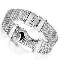 Boniskiss knuckles mężczyzn na rękę bransoletki bransoletka ze stali nierdzewnej wysokiej jakości biżuterii zmienny rozmiar nowy projekt bransoletka
