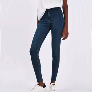 dbc2efc443 Yenisey Woman High plus size Jeans female denim skinny