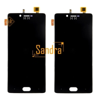 1pcs Free Shipping New Brand HH For Doogee Shoot 1 LCD Display With Touch Screen Digitizer