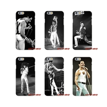 For Samsung Galaxy S3 S4 S5 MINI S6 S7 edge S8 S9 Plus Note 2 3 4 5 8 Accessories Phone Shell Covers Freddie Mercury Queen