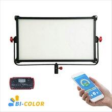 CAME TV Boltzen Perseus Bi Farbe 150 Watt Schlanke LED Licht P 150B + Wireless Remote