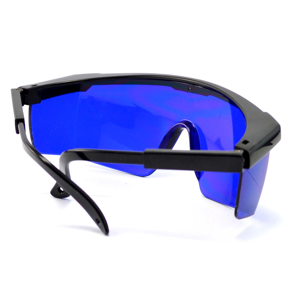 Mayitr Golf Ball Finder Glasses Blue Professional Lenses Sport Glasses Eye Protection With Box Golf Accessories