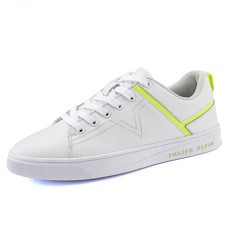 Printemps blanc chaussures hommes casual 019 printemps blanc chaussures hommes chaussures décontractées hommes baskets Cool rue hommes chaussures marque zapatos de hombre