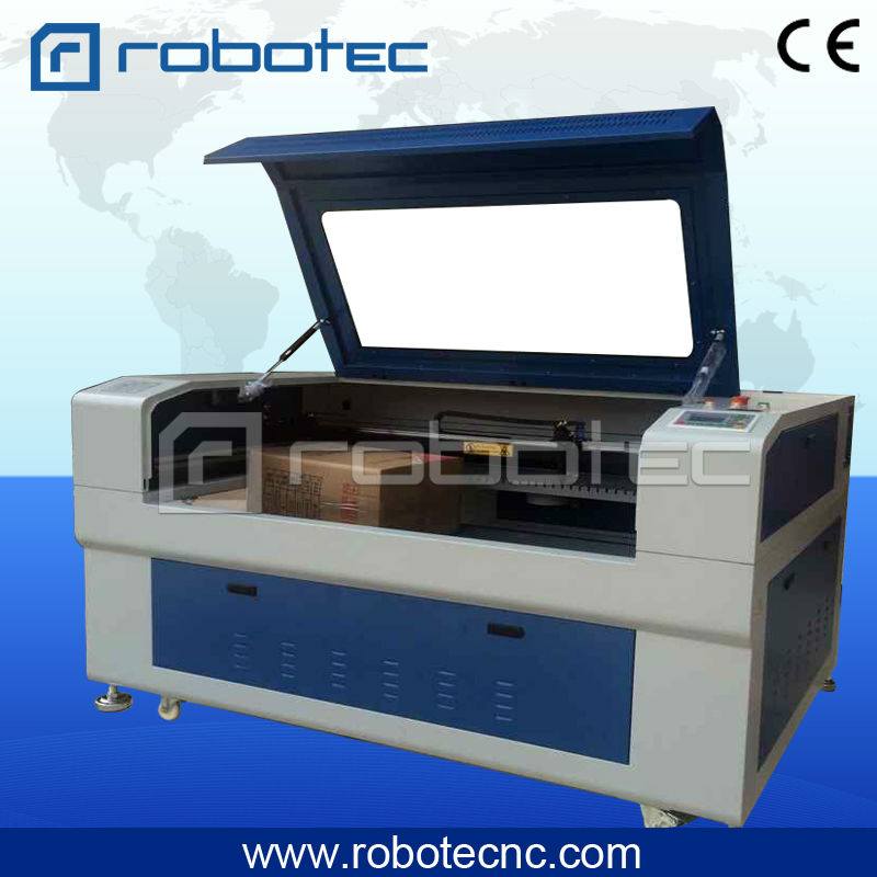 Máquina de corte láser de tela profesional de fábrica 1390 80w / - Maquinaría para carpintería - foto 2