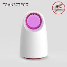 Электрика лампа убийца комаров УФ светодиодный светильник ловушка