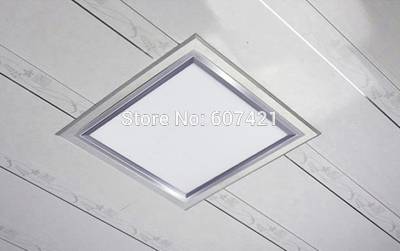 Recessed ceiling led panel lights led sheet lightsled ceiling recessed ceiling led panel lights led sheet lightsled ceiling panel flat tile panel 300 x 300mm in led panel lights from lights lighting on aloadofball Gallery