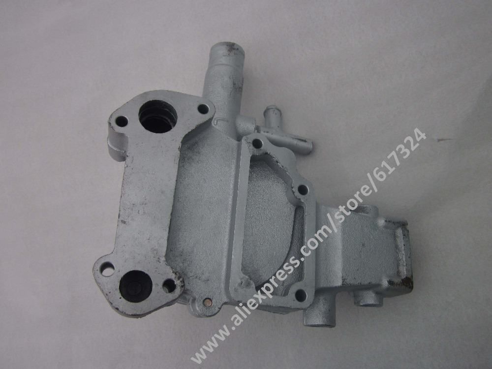 Laidong KM engine KM4L22BT-2, the water pump, part number:4L22BT-06103 jiangdong engine parts for tractor the set of fuel pump repair kit for engine jd495