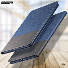 ESR Case for iPad Mini 5 2019 mini 4 3 2 1 Case Oxford Cloth Back Trifold Stand Auto Sleep/Wake up Smart Cover for iPad Mini 5 цена