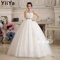 Frete grátis yiiya 2016 barato handmade vestidos de noiva do casamento da princesa grávida vestido de noiva barato vestidos de novia xxn086
