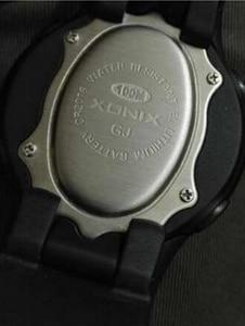 Image 4 - Erkek spor saat Dijital Su Geçirmez 100m Yüzme Izle led ışık Chronograph İşlevli Dalgıç Izle Açık Kol Saati