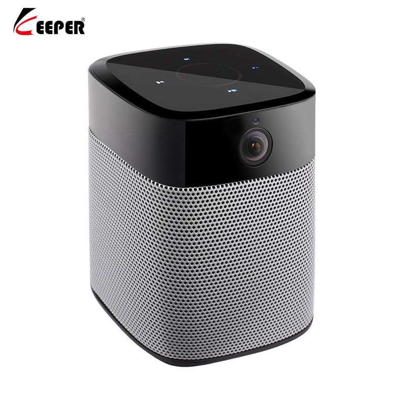 Keeper HD 1080 P mini Wifi IP Camera en Bluetooth Speaker Security Camera met Night Vision Two Way Audio Motion detectie