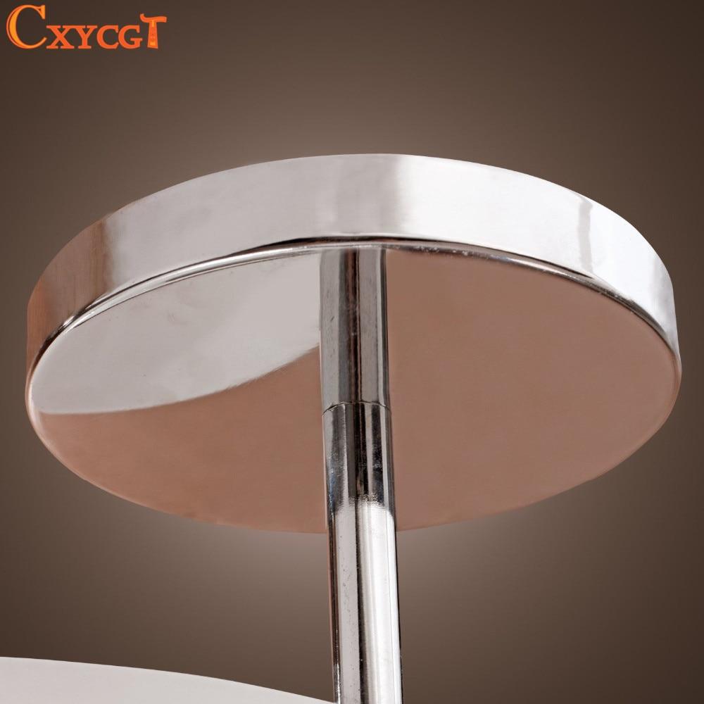 White Modern LED Ceiling Light Flush Mount Lights Polish Acrylic ...