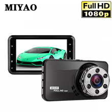 Mini Car Dvr Camera Recorder 3.0'' Dash Cam Auto Dashcam 1080P Full HD Night Vision Video Recorder 24h Parking Monitor G-sensor цена