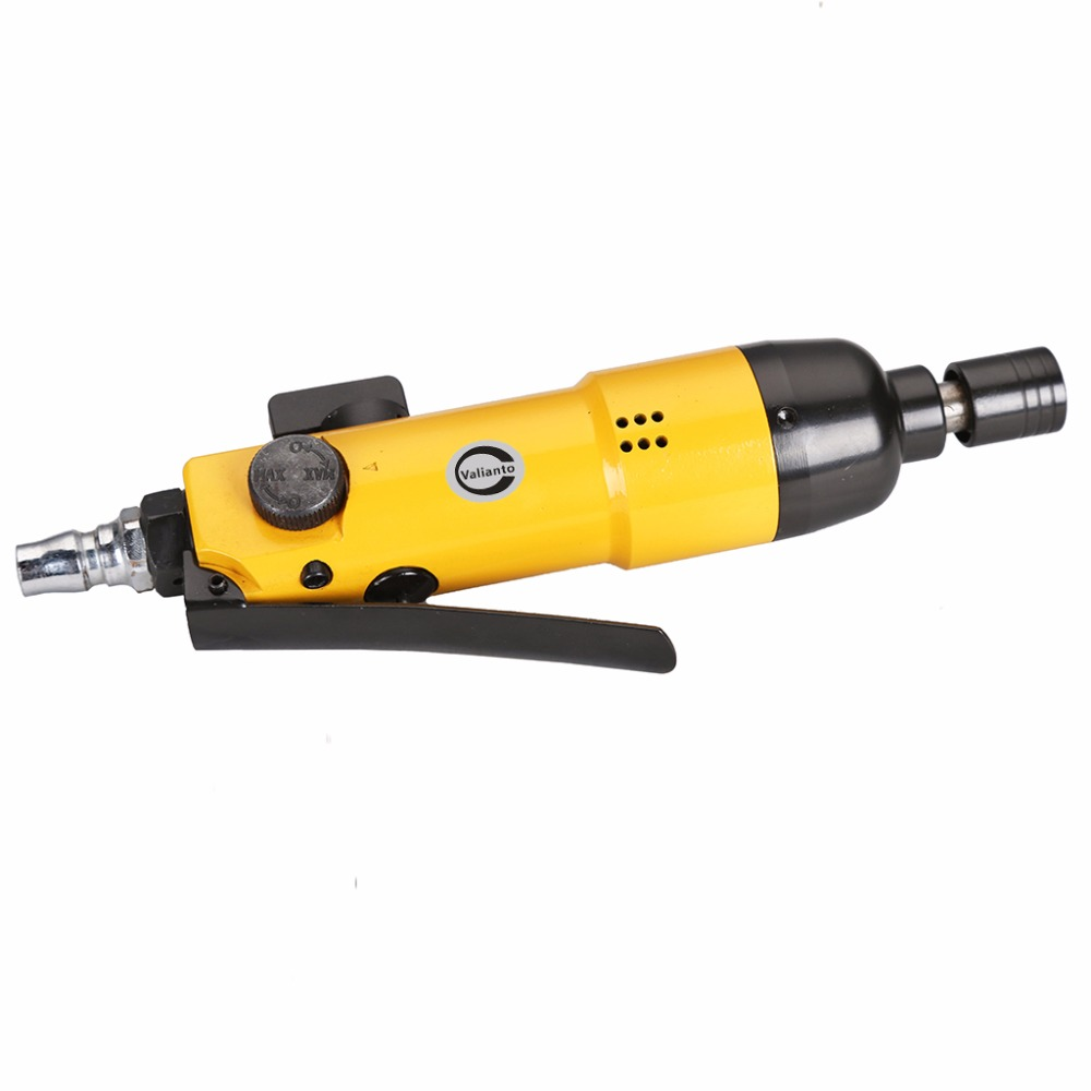6A Professional Air Powered Screwdriver Industrial Air Impact Screwdriver High Torque Pneumatic Screwdriver Tool