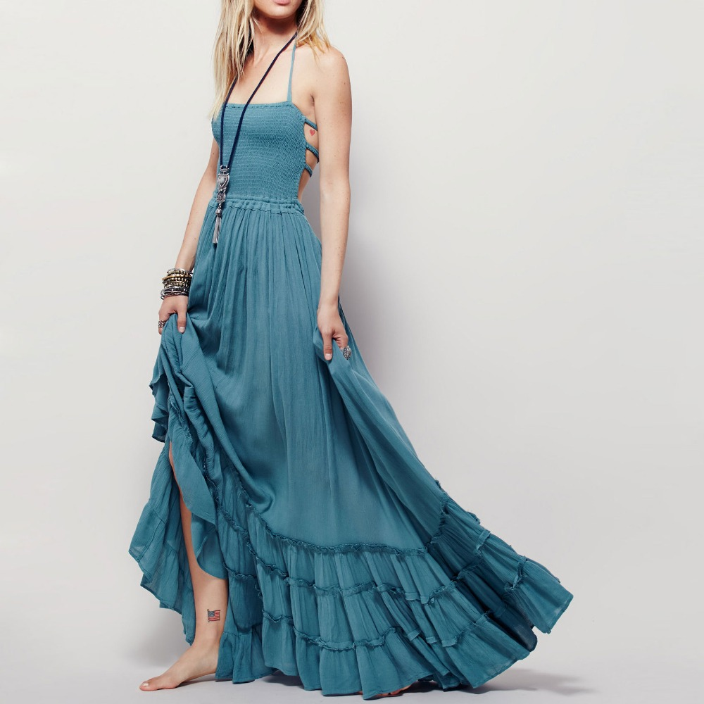 Beach dresses boho