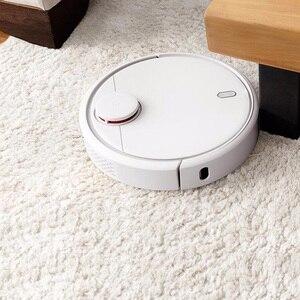 Image 5 - الأصلي شاومي مي روبوت مكنسة كهربائية للمنزل السجاد التلقائي كنس الغبار تعقيم الذكية المخطط واي فاي Mijia APP التحكم