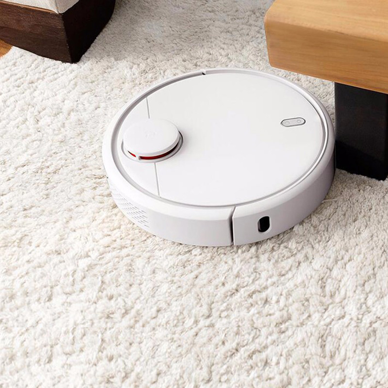 Image 5 - Original Xiaomi Mi Robot Vacuum Cleaner for Home Carpet Automatic Sweeping Dust Sterilize Smart Planned WIFI Mijia APP Control-in Vacuum Cleaners from Home Appliances