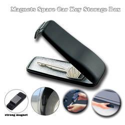 Магнитная автомобильная коробка-ключница, уличный сейф с ключом с магнитом для дома, офиса, грузовика, каравана, секретная коробка
