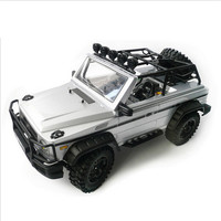New High Quality HG P402 1/10 2.4G 4WD Wheel Drive Roadster Climbing Car climbing car convertible model simulation