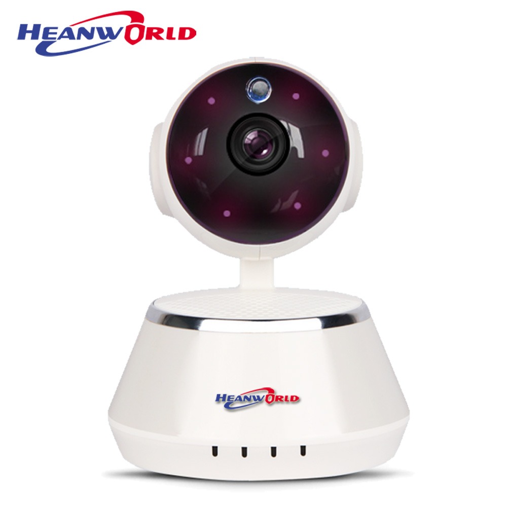 hd 720p wifi smart ip camera wireless home security camera mini cctv camera surveillance support. Black Bedroom Furniture Sets. Home Design Ideas