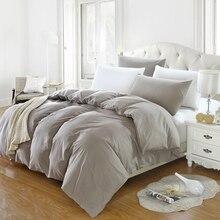 1 ud. Funda nórdica 100% algodón/edredón tamaño 160*210/180*220/200*230/220*240 ropa de cama envío gratis